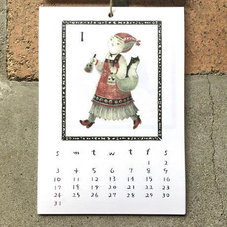 bonhanco カレンダー2021