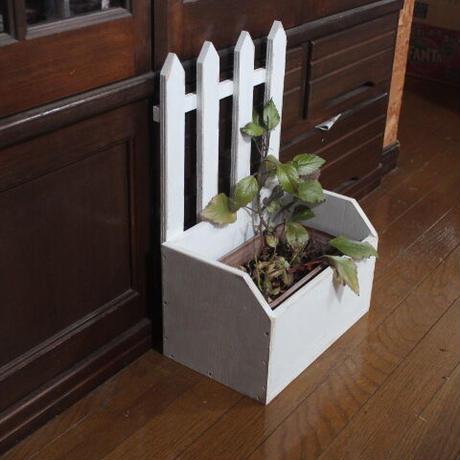 かわいい植木鉢ラック どんなサイズでも作成させて頂きます。