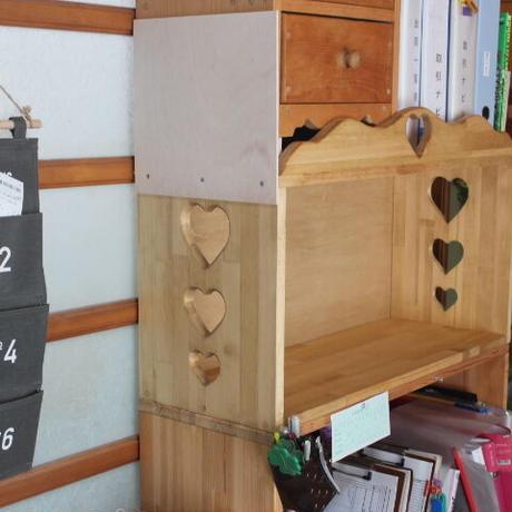 整理棚 どんなサイズ、デザインでも作成させて頂きます。
