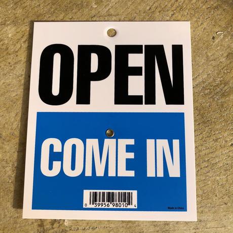 Shop sign (mini)
