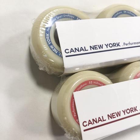 """CANAL NewYork """"Wheels"""" 54mm 99A"""