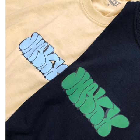 "JHAKX ""Adam Logo""T Black"