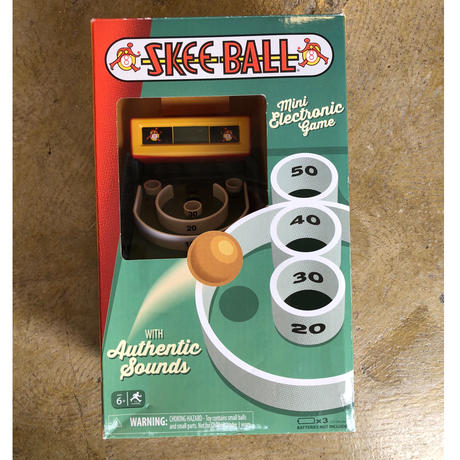 SKEE BALL Toy