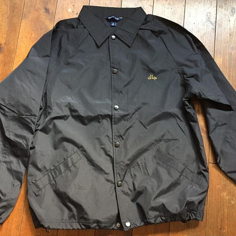 Arabic Logo Jacket(Black