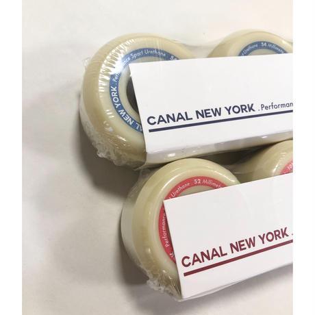 """CANAL NewYork """"Wheels""""52mm 101A"""