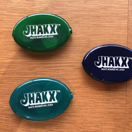 JHAKX coin case(Green