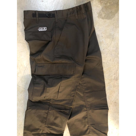 Dylan Cargo Pants 2 (Brown)