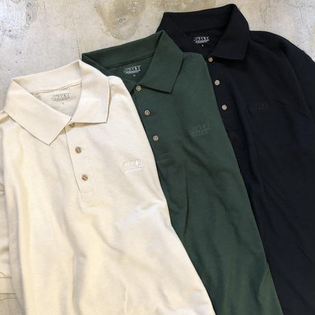 """LENT Polo"" Green"