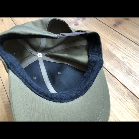 Autumn cap (Olive)