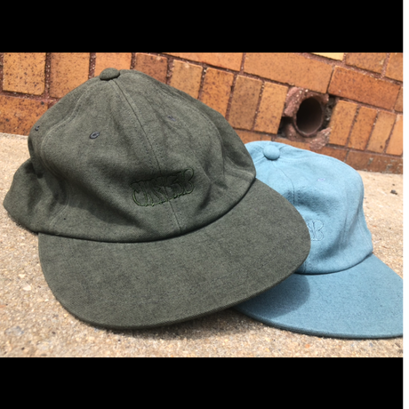 Dye Hemp Hat (Green