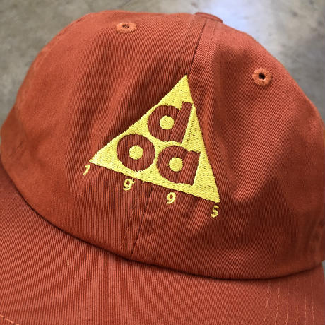 "DOA ""ACG"" Hat (Orange"
