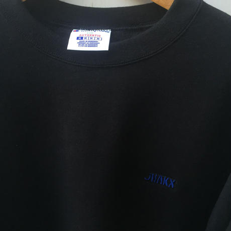 Simple embroideryCrewneck