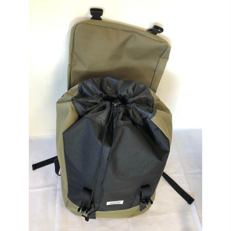 Travelers back pack