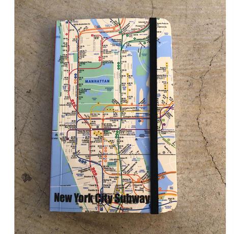 NewYork city Subway map Note