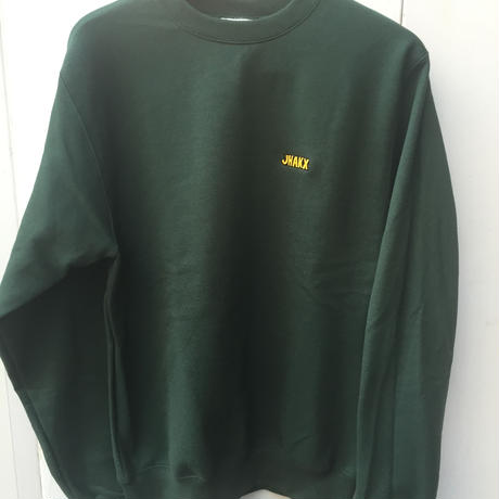 Simple  embroidery Crewneck
