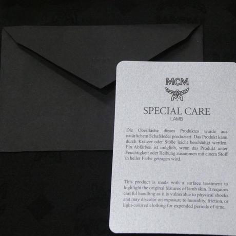 MCM シルバーライダースジャケット M