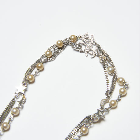 CHANEL ロングパールネックレス