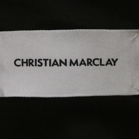 CELINE × CHRISTIAN MARCLAY ライダースジャケット 48