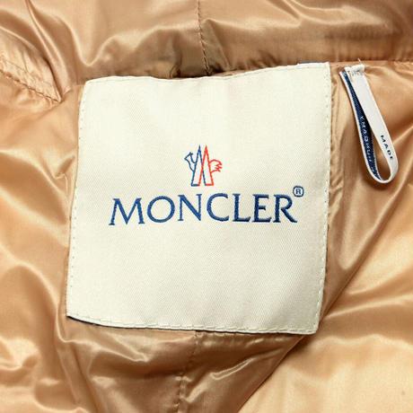 MONCLER CHARTRAN ビーズ装飾ダウンジャケット