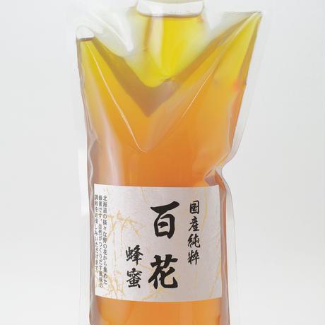 国産純粋百花蜂蜜 800g