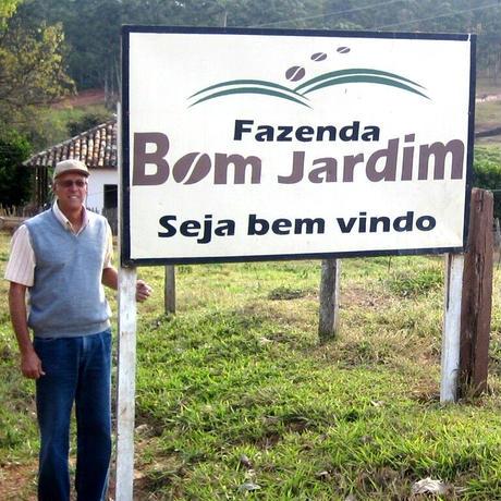 【ブラジル】ブルボンアマレロ ボンジャルディン農園 200g