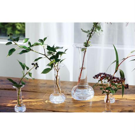 デンマーク王室御用達のガラスブランド【ホルムガード】花器|H12cm