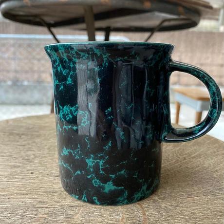 Bennington potters MUG-GREEN