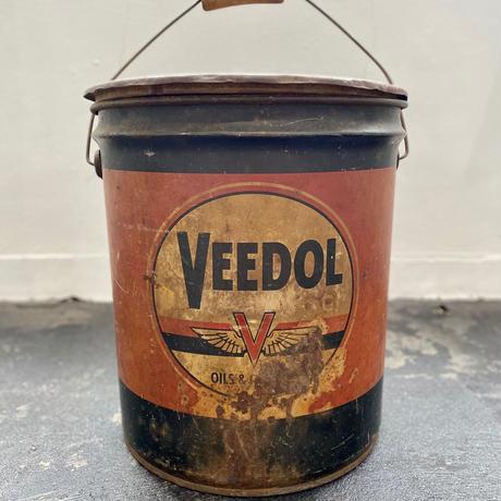 1930's VEEDOL CAN