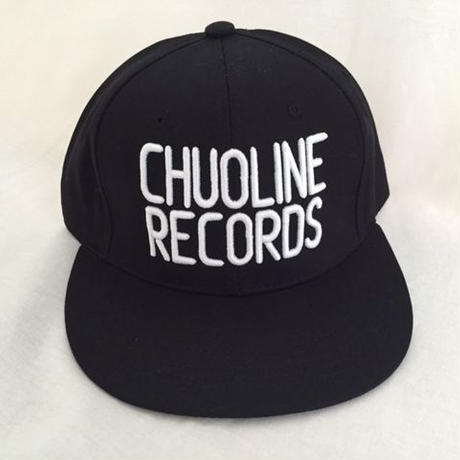 CHUO LINE RECORDSキャップ