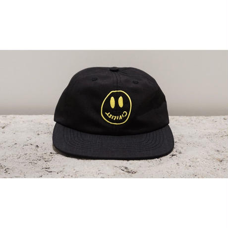 CIVILIST SMILER CAP BLACK