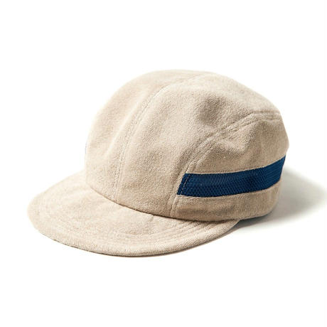 TIGHTBOOTH PRODUCTION PILE CAMP CAP BEIGE