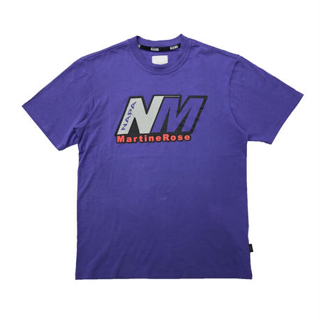 NAPA  BY MARTINE ROSE S-CENIS S/S TEE PURPLE