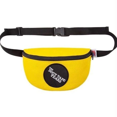 THE DUCT TAPE YEARS DOT LOGO FANNY PACK SUNSHINE
