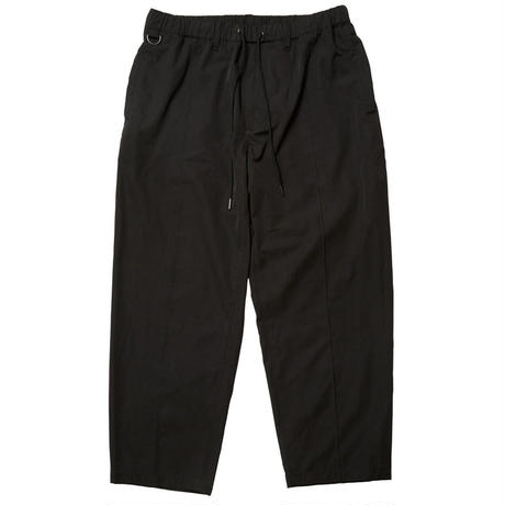 EVISEN SKATEBOARDS PIN TUCK EASY PANTS BLACK