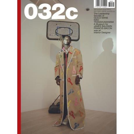 032c  Issue #35   cover- Gucci Mane