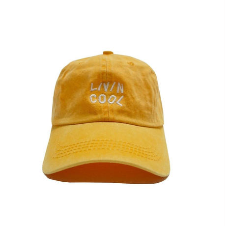 LIVINCOOL   WAVY CAP YELLOW