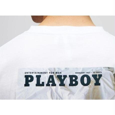 SOULLAND × PLAYBOY MONTHLY TEE FEBRUARY