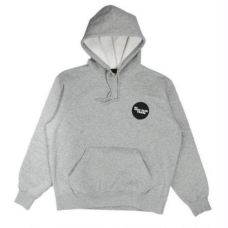 THE DUCT TAPE YEARS DOTS HOODIE GREY