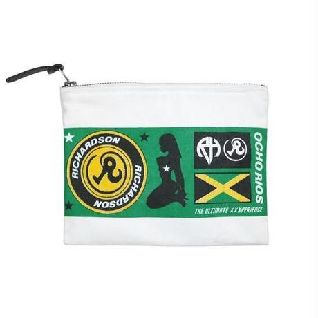 RICHARDSON JAMAICA SIGIL TRAVEL POUCH