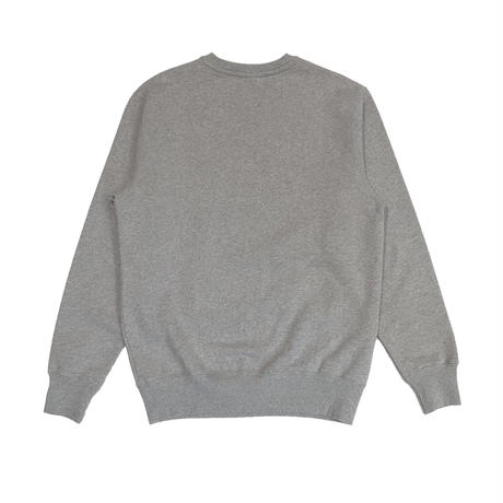 ASSID APPETITES CREW SWEAT GREY