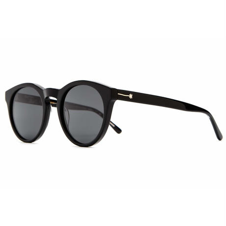 CRAP EYEWEAR THE SHAKE APPEAL BLACK / POLARIZED GREY