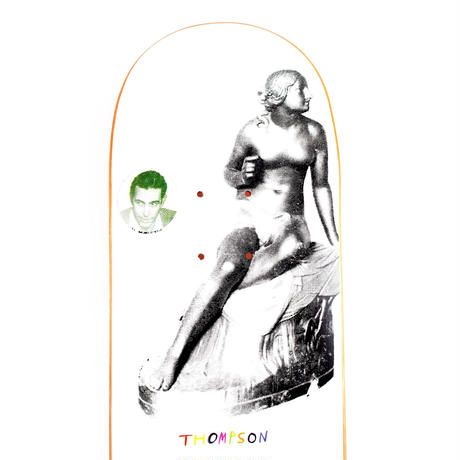 WKND SKATEBOARDS DEATH DANCE TREVOR THOMPSON  DECK