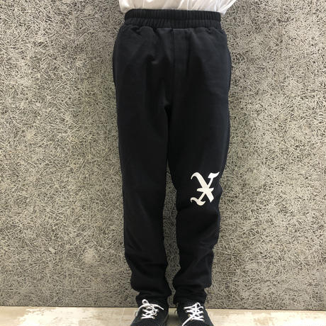DREAMLAND SYNDICATE  X  TRACK PANTS BLACK