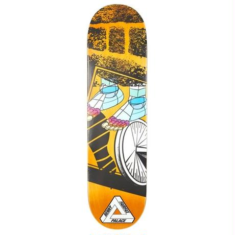 PALACE SKATEBOARDS FAIRFAX PRO S17 8.06inch