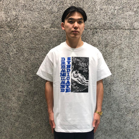 DREAMLAND SYNDICATE FOREST T-SHIRT WHITE