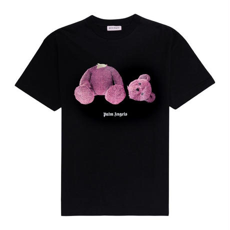 PALM  ANGELS  BEAR SS TEE BLACK