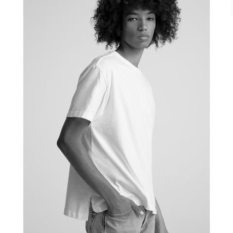 HANES × KARLA THE ORIGINAL WHITE