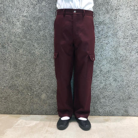 DREAMLAND SYNDICATE ZEROWORK PANTS WINE