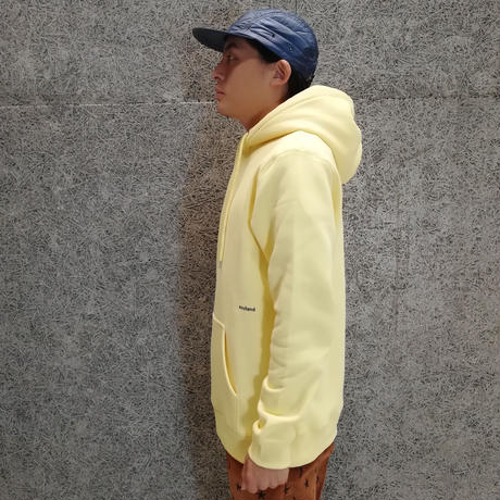SOULLAND WALLANCE SWEATSHIRT YELLOW