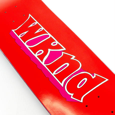 WKND SKATEBOARDS GOOD TIMES RED LOGO